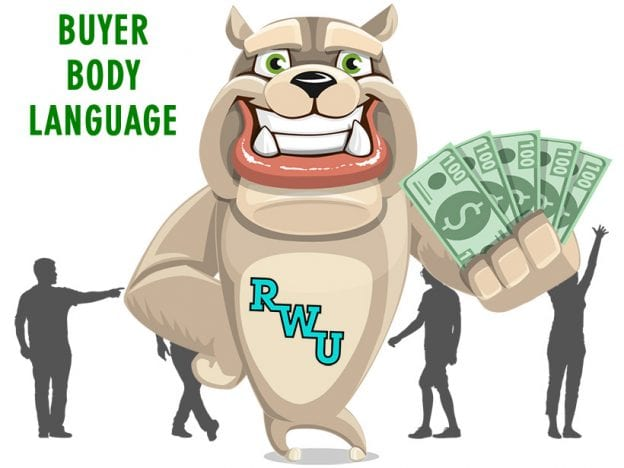 Body Language: Buyer Body Language course image