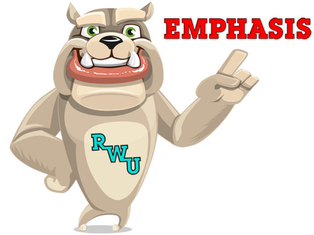 Rodney Webb the Power of Emphasis course image