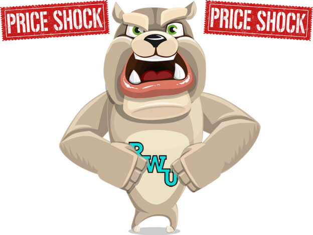 Rodney Webb Dealing With Price Shock course image