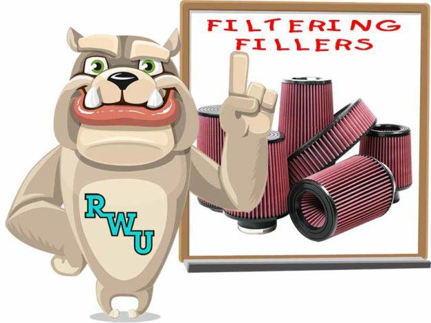 Rodney Webb Filtering Fillers course image