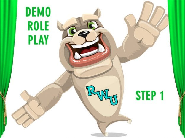 Rodney Webb Role Play Demos: Step 1: The Warm-Up course image