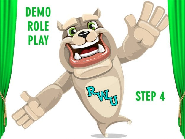 Rodney Webb Role Play Demos: Step 4: The Company Story course image