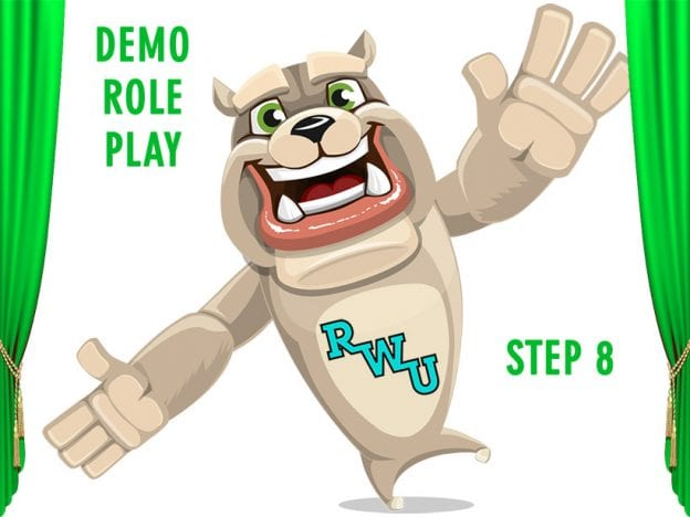Rodney Webb Role Play Demos: Step 8: The Close course image