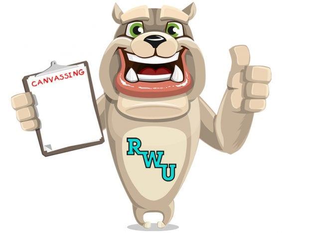 Rodney Webb Canvassing Warm-Up course image