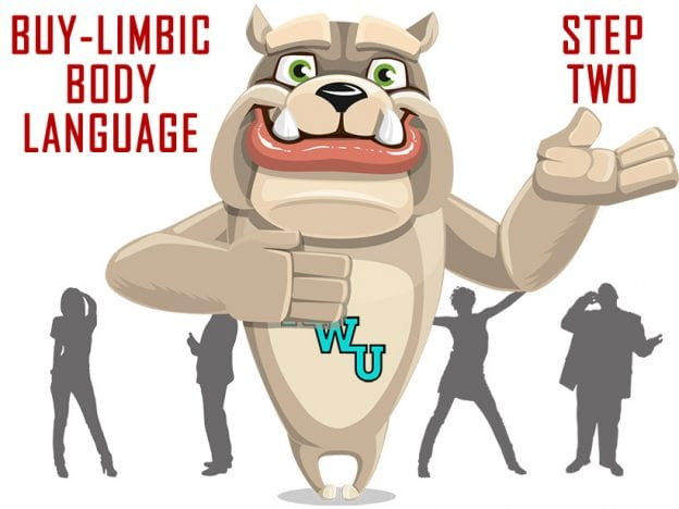 Body Language: Buy-Limbic Body Language: Step 2 course image