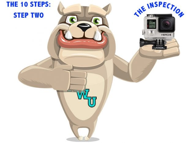 Rodney Webb the Ten Steps: Step 2: The Inspection (Services) course image