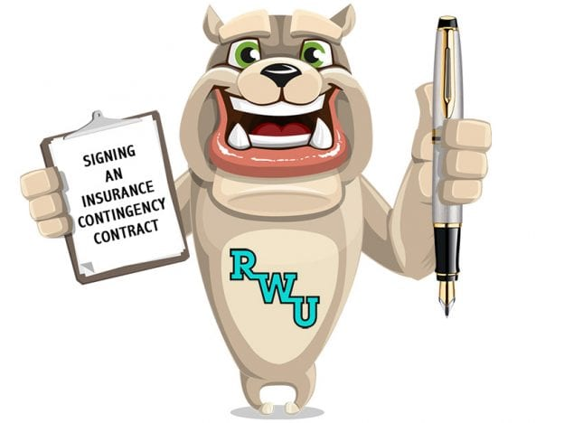Rodney Webb Insurance: Signing a Contingency: How to Contract for Insurance Work course image