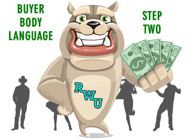 Body Language: Buyer Body Language: Step 2 course image