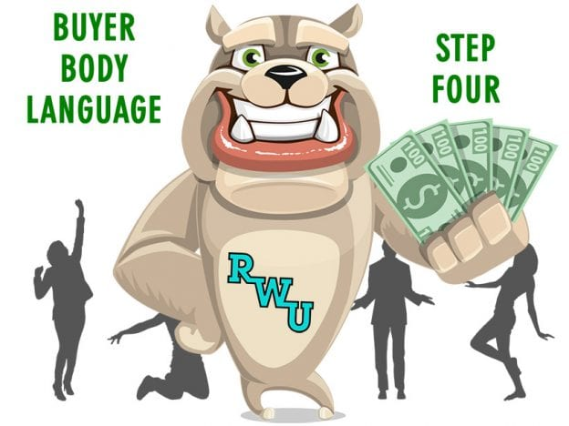 Body Language: Buyer Body Language: Step 4 course image
