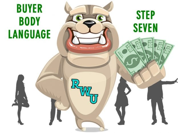 Body Language: Buyer Body Language: Step 7 course image