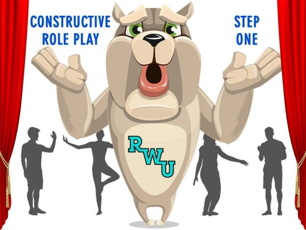 Body Language: Constructive Role Play: Step 1 course image