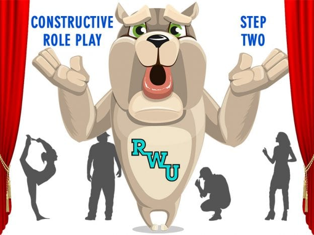 Body Language: Constructive Role Play: Step 2 course image