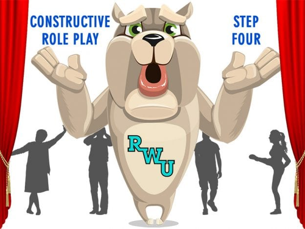 Body Language: Constructive Role Play: Step 4 course image