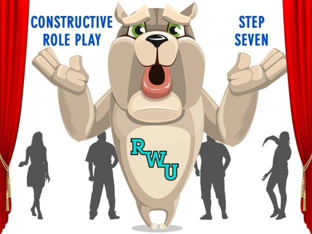 Body Language: Constructive Role Play: Step 7 course image