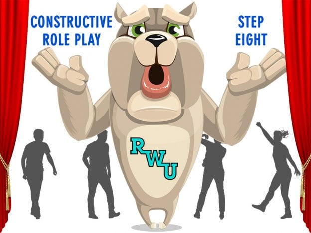 Body Language: Constructive Role Play: Step 8 course image