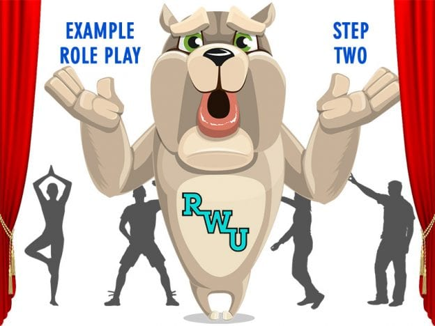 Body Language: Example Role Play: Step 2 course image