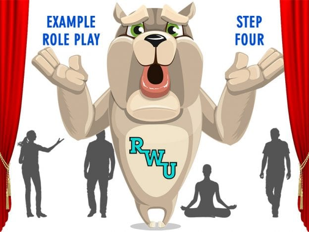 Body Language: Example Role Play: Step 4 course image