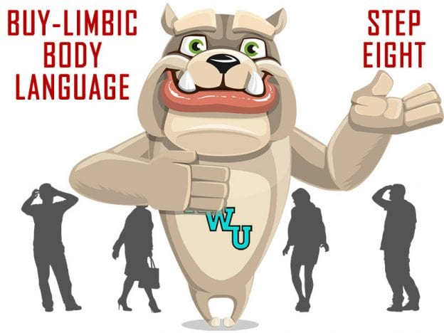 Body Language: Buy-Limbic Body Language: Step 8 course image