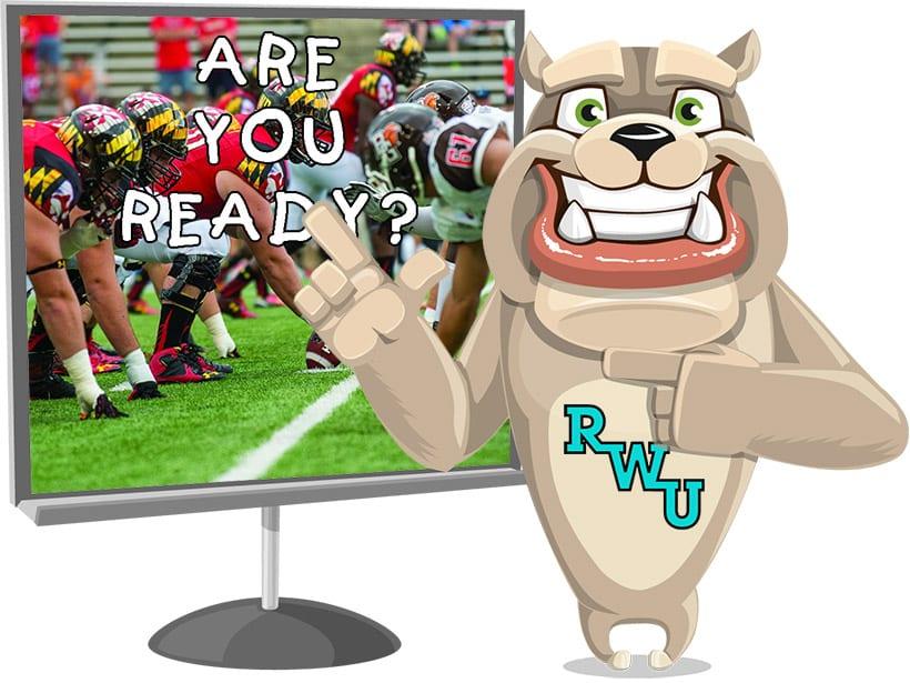 Rodney Webb Are You Ready? course image