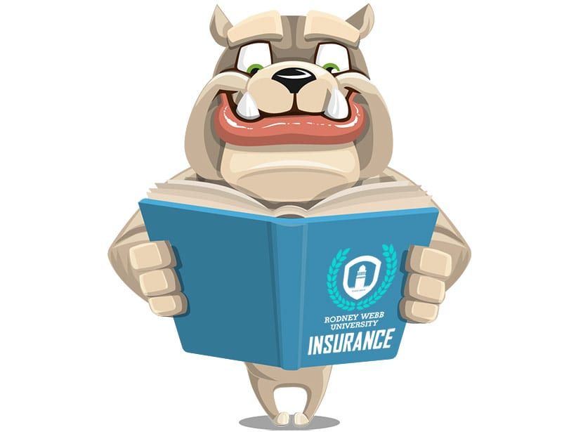 Rodney Webb Student Training Guide: Insurance Curriculum